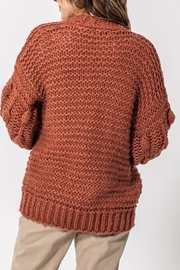 Favlux Fall Style Cardigan - Front full body