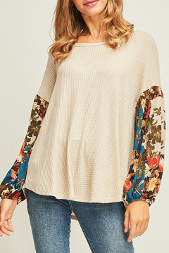 Entro  Fall Trend top - Product List Image