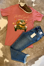 Crazy Cool Threads  Fallelujah Tee - Product Mini Image