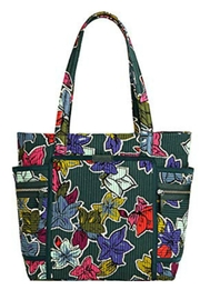 Vera Bradley Falling Flowers Delux - Product Mini Image