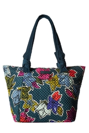 Vera Bradley Falling Flowers East-West - Front cropped