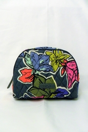 Vera Bradley Falling Flowers Medium-Cosmetic - Product Mini Image
