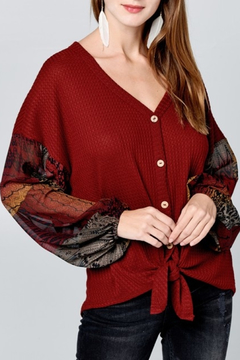 Oddi Falling for Style top - Product List Image