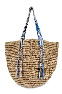 Shoptiques Product: Gemma Straw Bag
