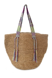 Fallon & Royce Gemma Straw Bag - Product Mini Image