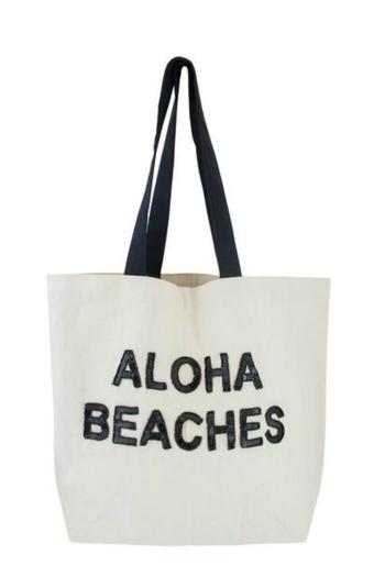 Shoptiques Product: Sequin Beach Tote - main