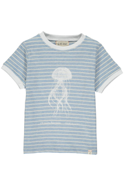 Me & Henry Falmouth Jellyfish Tee - Product Mini Image