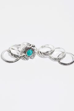 Fame Accessories Wanderlust Ring Set - Product List Image