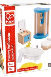 Hape Family Bathroom - Front full body
