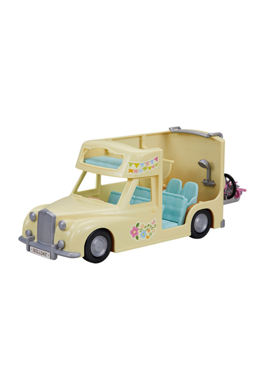 Calico Critters Family Campervan - Side Cropped Image
