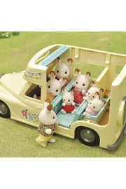 Calico Critters Family Campervan - Back cropped