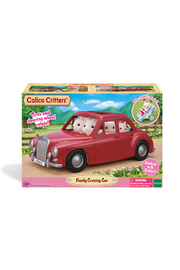 Calico Critters Family Cruising Car - Front cropped