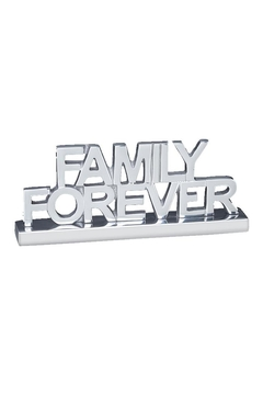 Lets Accessorize Family Forever Sign - Alternate List Image