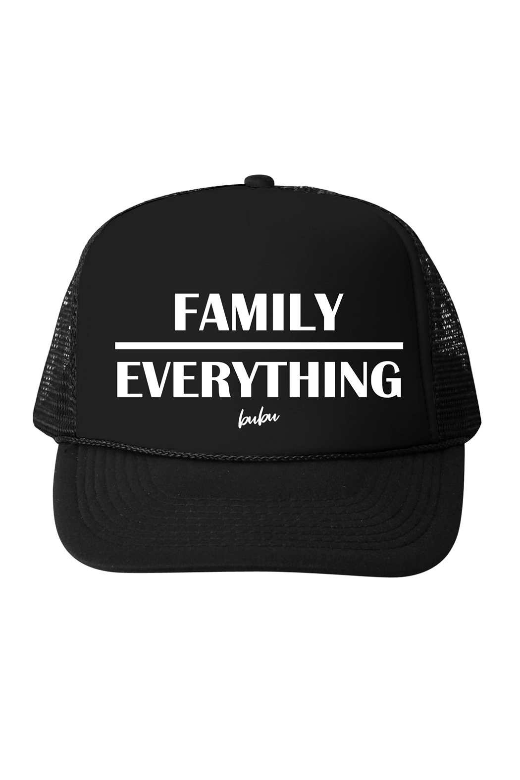 Bubu Family over Everything Hat - Main Image