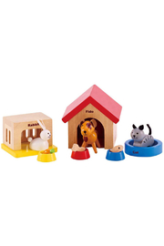 Hape Family Pets - Front cropped