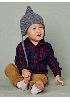 Tea Collection Family Plaid Baby Shirt - Product List Image