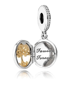 Pandora Jewelry Family Roots Charm - Alternate List Image