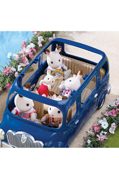 Calico Critters Family Seven Seater - Alternate List Image