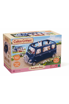 Calico Critters Family Seven Seater - Product List Image