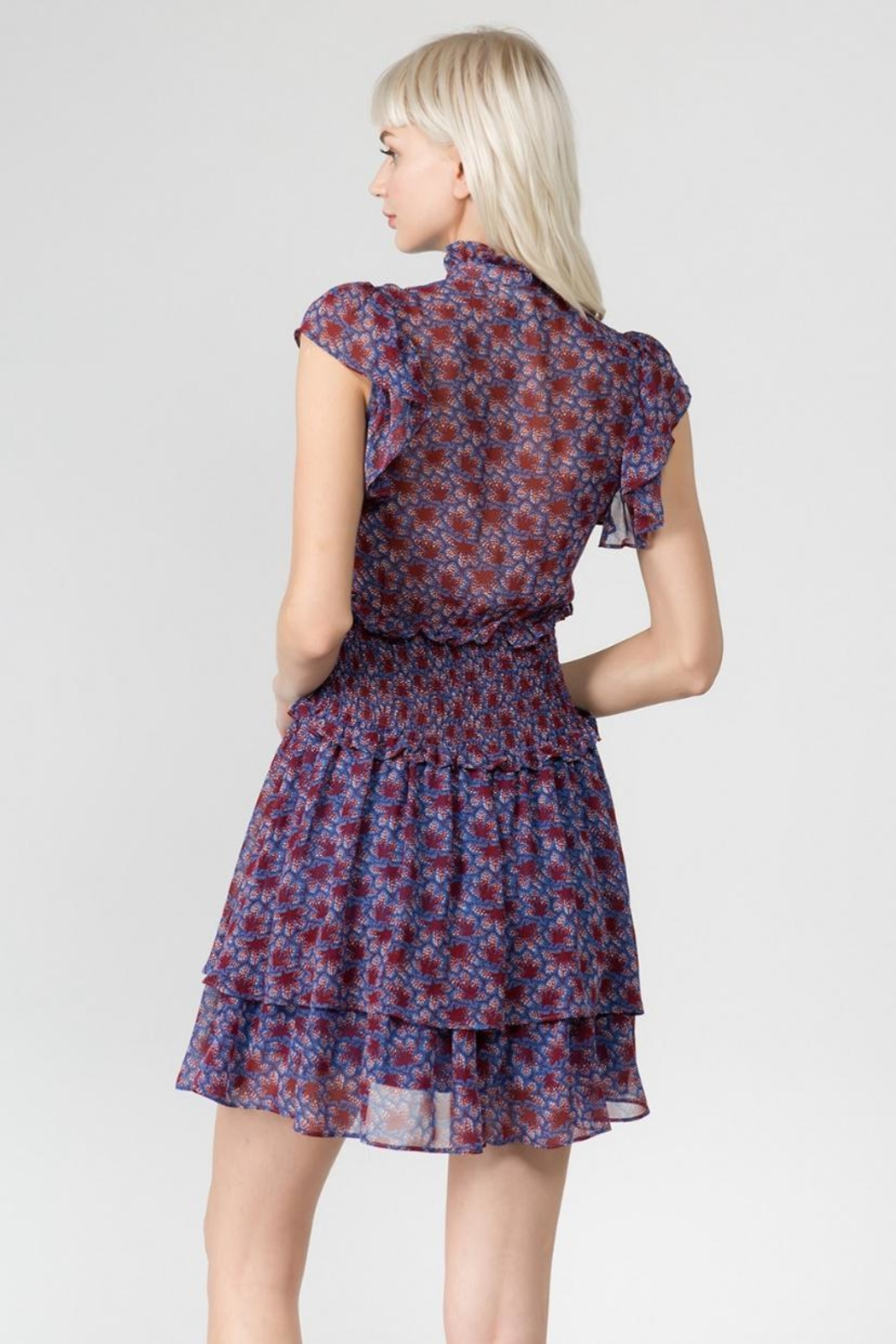 FANCO Floral Dress - Front Full Image
