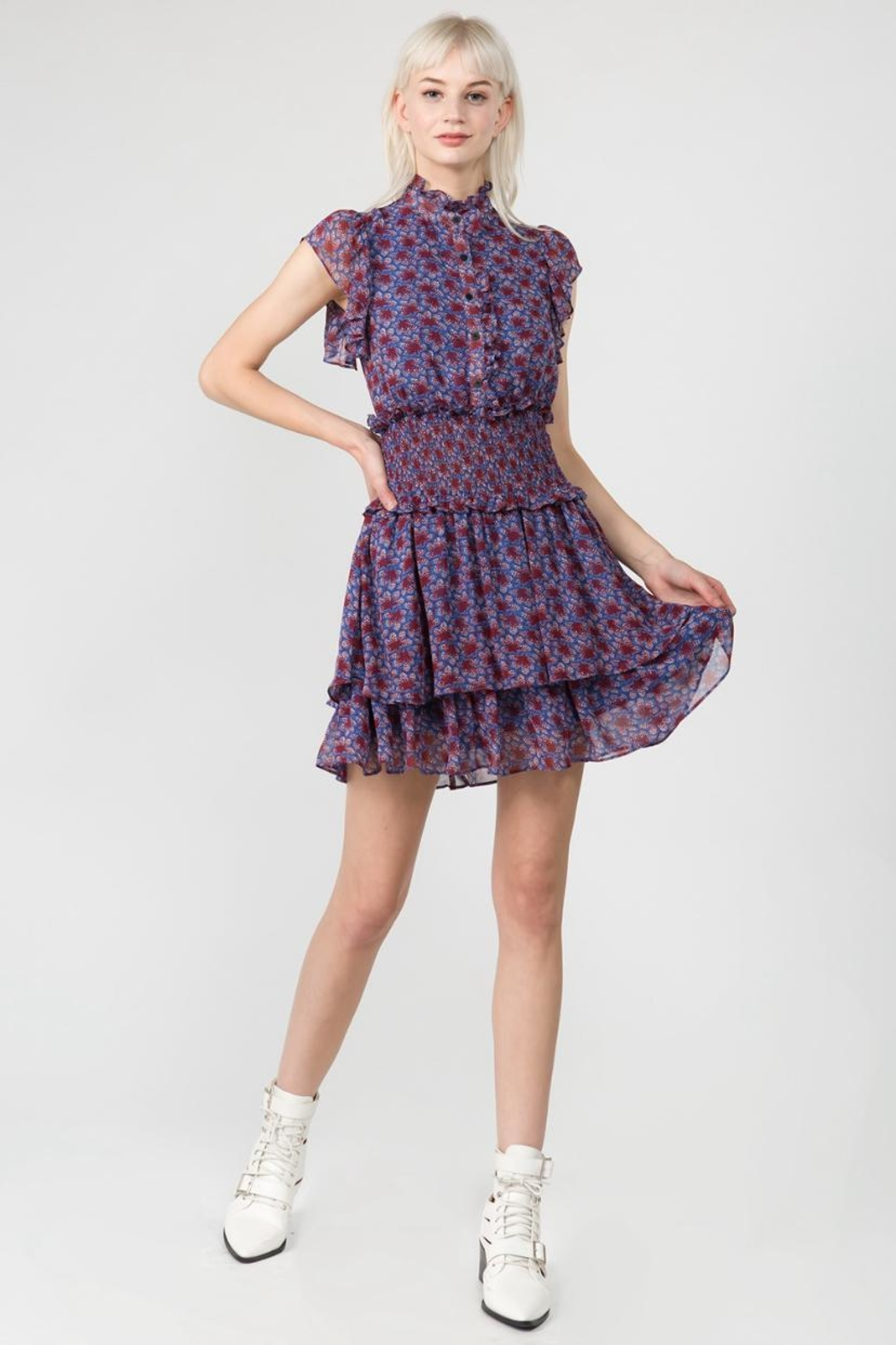 FANCO Floral Dress - Main Image