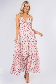 FANCO Floral Maxi Dress - Product Mini Image