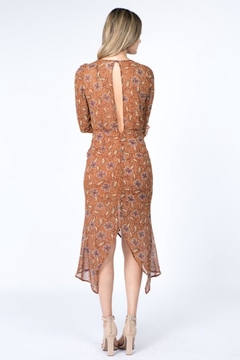 FANCO Floral Midi Dress - Alternate List Image