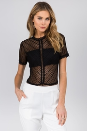 FANCO Lace Bodysuit - Product Mini Image