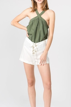 FANCO Lace Up Shorts - Product List Image