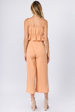 FANCO Ruffle Waist Jumpsuit - Alternate List Image
