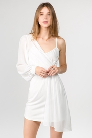 FANCO White Mini Dress - Product Mini Image