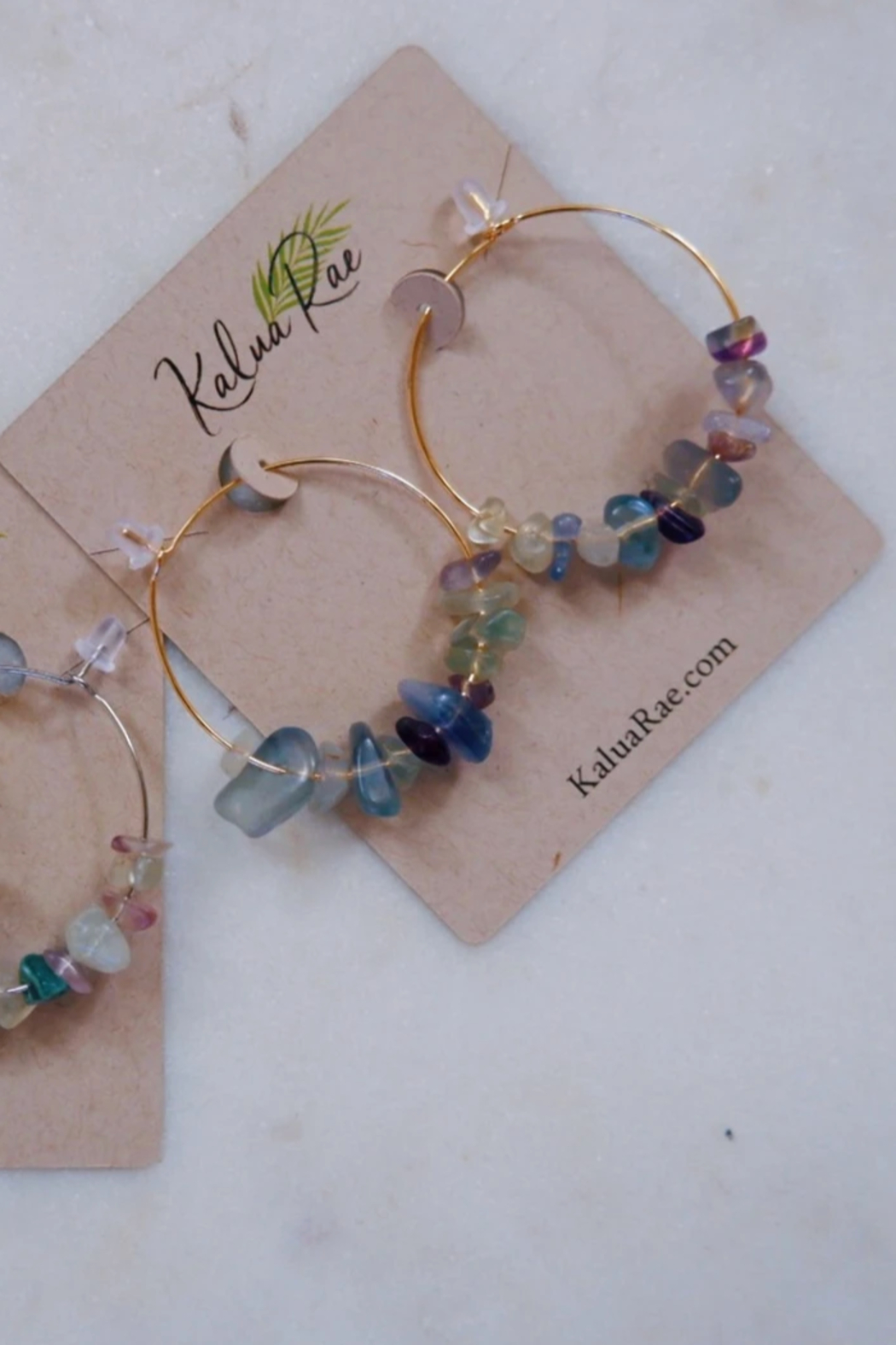 Kalua Rae Jewelry Fancy Crystal Earrings - Main Image