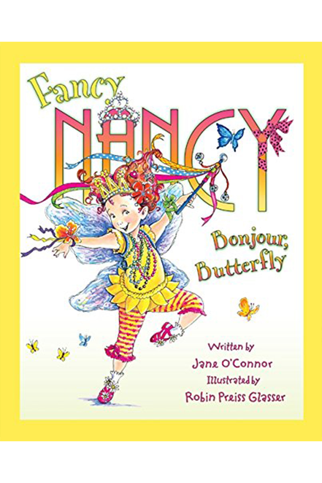Harper Collins Publishers Fancy Nancy: Bonjour Butterfly - Main Image