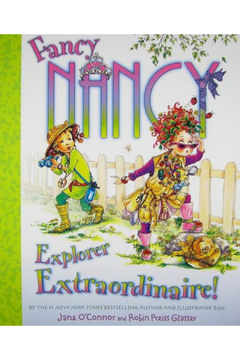 Harper Collins Publishers Fancy Nancy: Explorer Extraordinaire - Alternate List Image