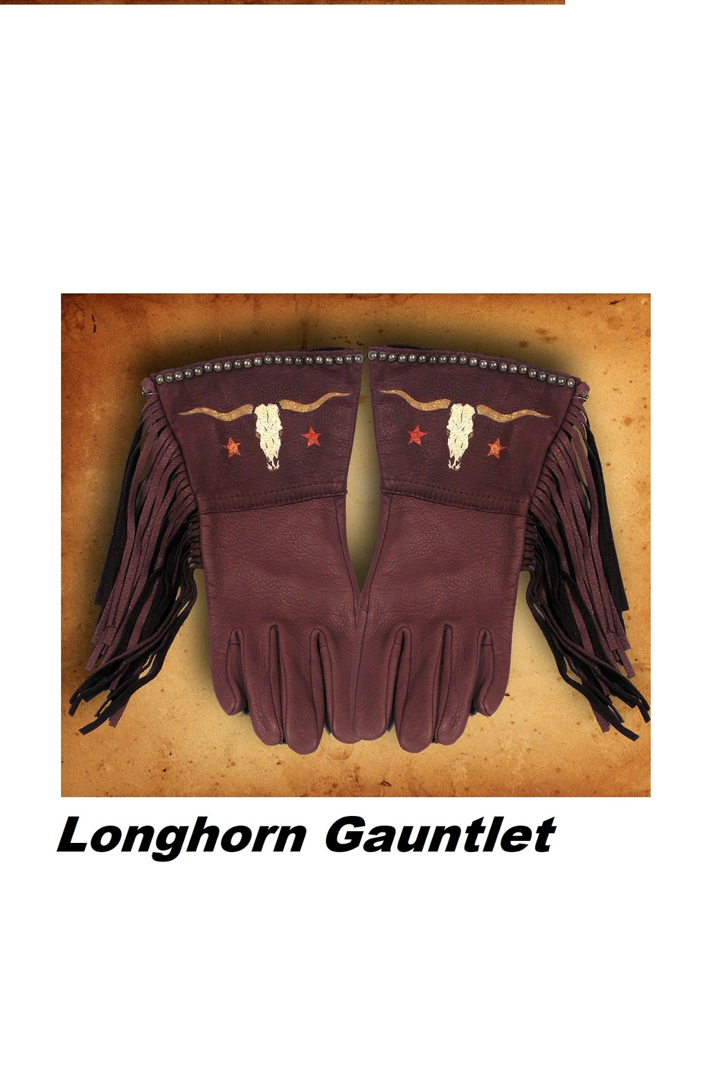Patricia Wolf Designs Fancy Show Gloves - Main Image