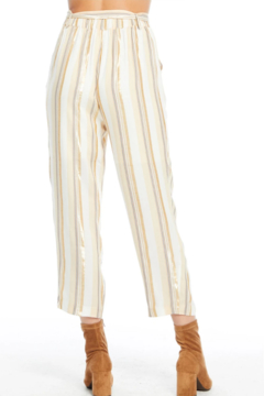 Saltwater Luxe FANCY STRIPED PANTS - Alternate List Image