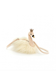 Jellycat Fancy Swan Bag - Product Mini Image