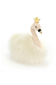 Jellycat Fancy Swan Fluffy - Alternate List Image
