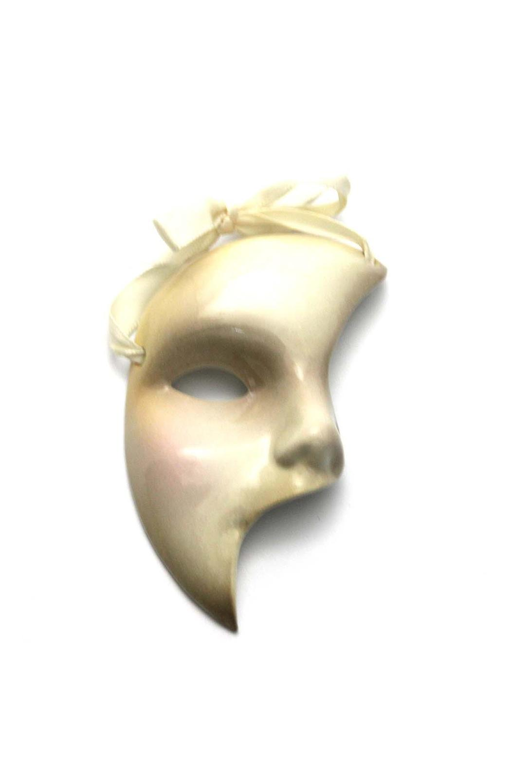 Fancy Faces Phantom Ceramic Mask - Front Cropped Image