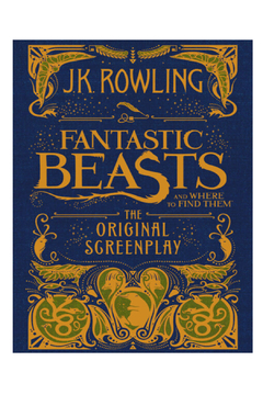 Scholastic Fantastic Beasts And Where To Find Them - Alternate List Image