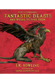 Scholastic Fantastic Beasts And Where To Find Them - Product Mini Image