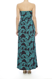 Fantastic Fawn Paisley Maxi - Back cropped