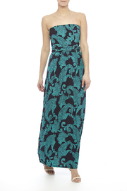 Fantastic Fawn Paisley Maxi - Front full body