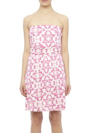 Fantastic Fawn Pink Pocket Dress - Side cropped