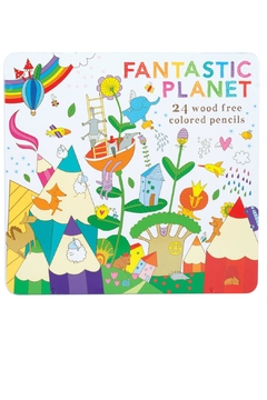 Ooly Fantastic Planet Pencils - Product List Image