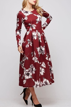 Shoptiques Product: Fantastic Floral Dress