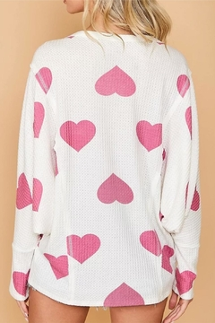 Fantastic Fawn Heart Long Sleeve - Alternate List Image