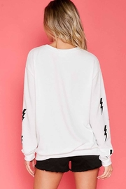 Fantastic Fawn Lightening Bolt Top - Side cropped