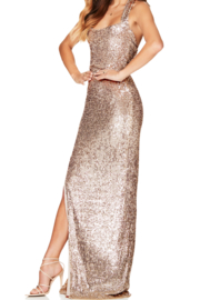 Nookie Fantasy Gown - Front full body