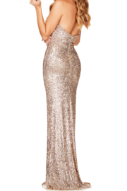 Nookie Fantasy Gown - Side cropped
